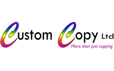 Copy shop Blenheim - Custom Copy Ltd in Blenheim.
