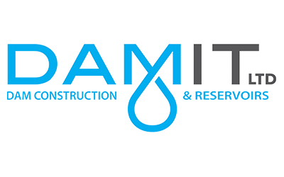 Dam Construction Blenheim - Damit Limited in Blenheim.