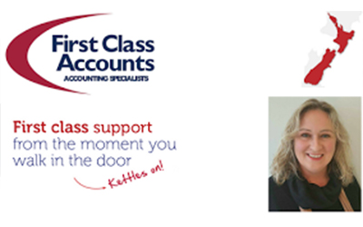 First Class Accounts - Small Business Accounting Blenheim