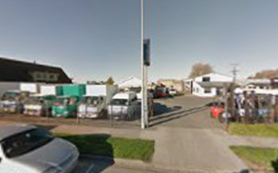 Electric motor repair shop Blenheim - Marlborough Motor Rewinds.