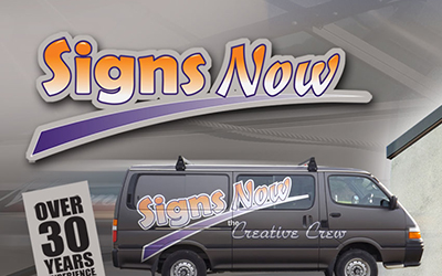 Sign Manufacturer Blenheim - Signs Now in Blenheim.