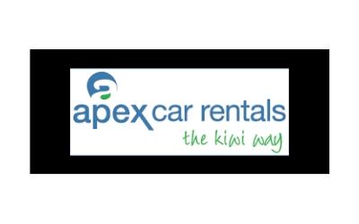Car rental Agency Blenheim - Apex Car Rentals Blenheim Airport in Blenheim.