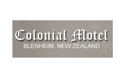 Quality 4 Star Motel blenheim - Colonial Motel